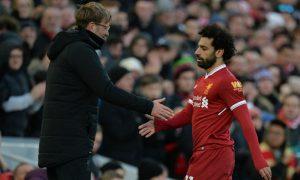 Jurgen Klopp hails Mohamed Salah