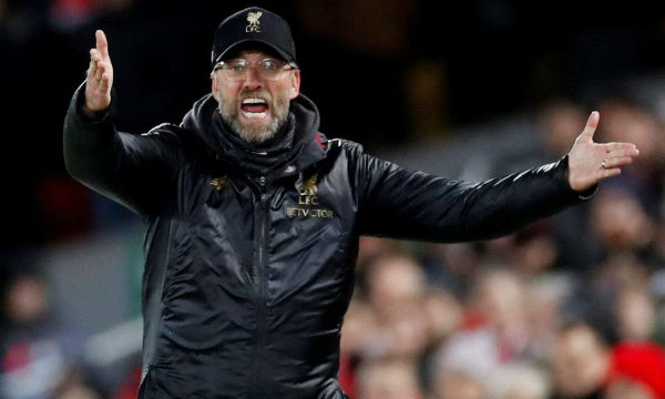 Jurgen Klopp strongly criticizes Kyle Walker