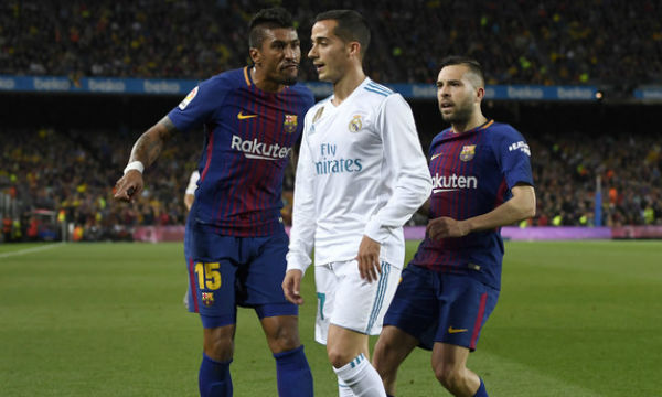 Lucas Vazquez believes Real Madrid deserved more