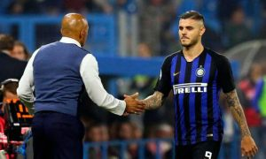 Luciano Spalletti insists Inter Milan players are behind him