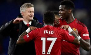 Ole Gunnar Solskjaer hails Paul Pogba as one of the best midfielders in the world
