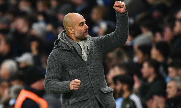 Pep Guardiola thinks this month will be terrible for Manchester City