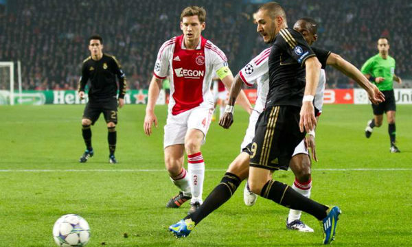 Santiago Solari keeps faith in officials amid their controversial VAR decision against Ajax