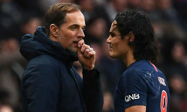 Thomas Tuchel admits Edinson Cavani and Marco Verratti could miss PSG's trip to Manchester United