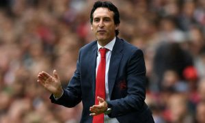 Unai Emery insists