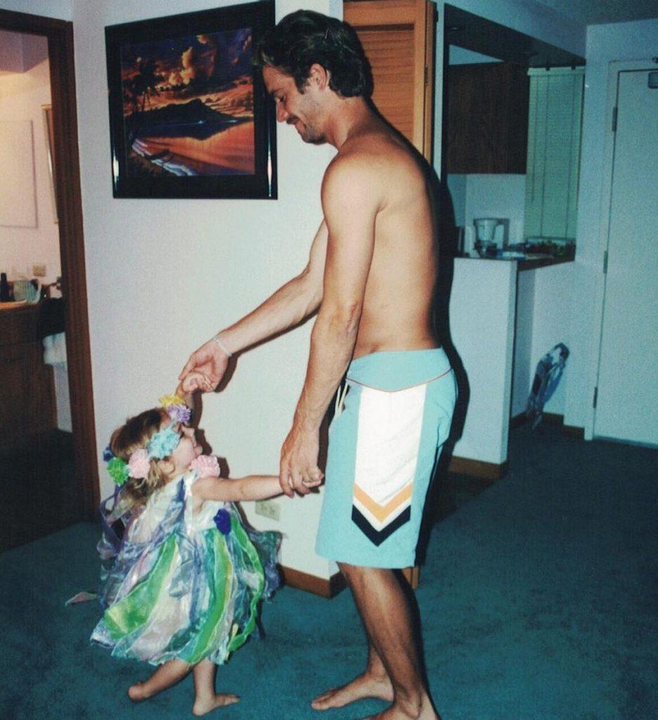 Paul Walker's model daughter