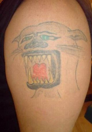 Tattoos Which Show What Regrets Are Made Of