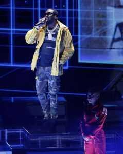 Bonang Matheba and Mzansi call dibbs on Meek Mill after Africa concert tweet
