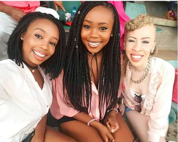 Bontle Modiselle sends a sweet shoutout to her sisters