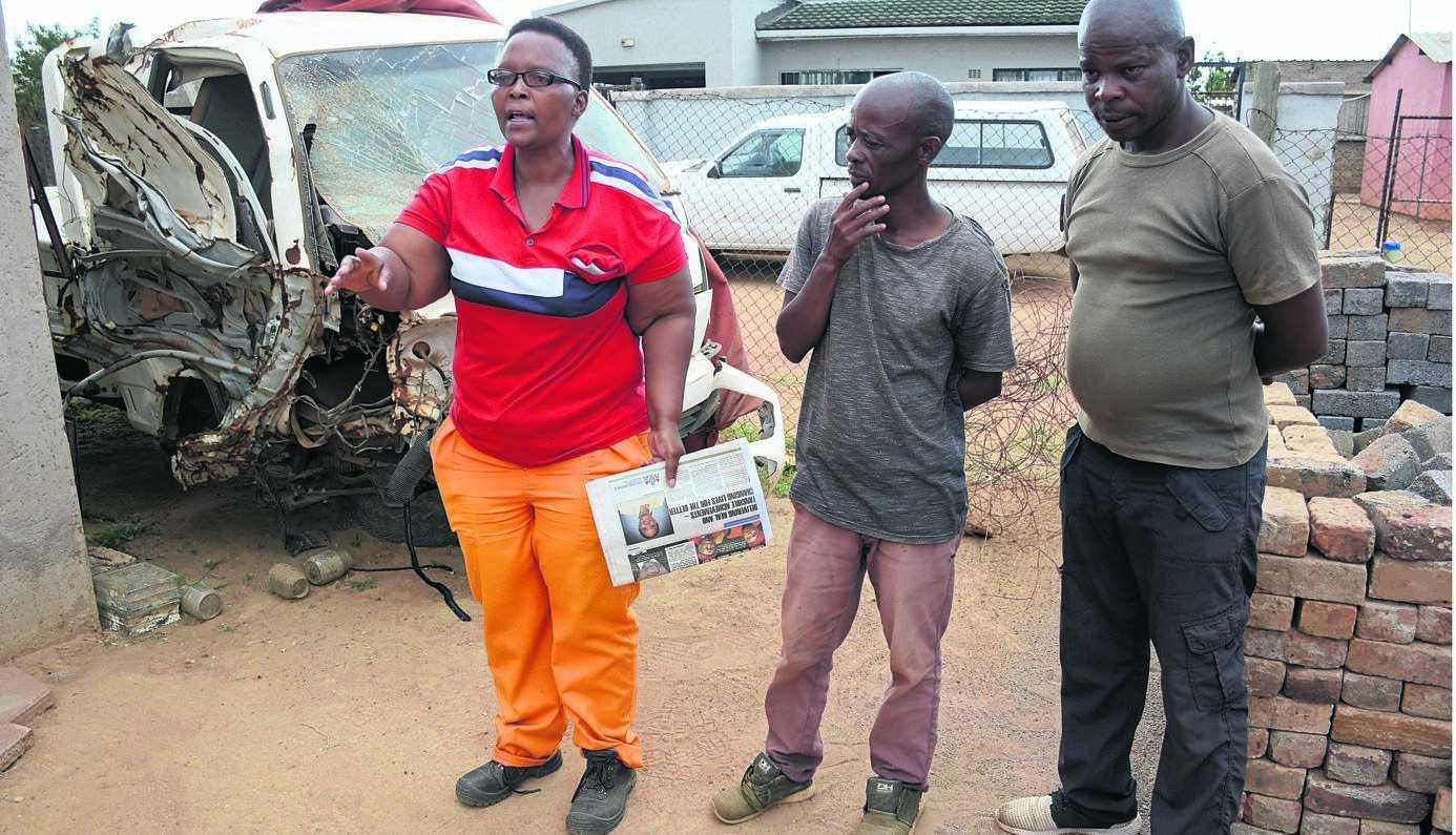 DRUNK' COUNCILLOR CRASHES INTO SHOP AND TRANSFORMER