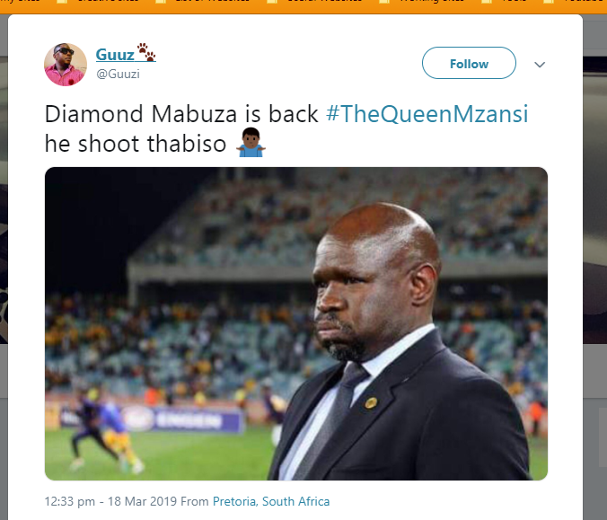 #TheQueen | Both Goodness & Thabiso got a bullet in them