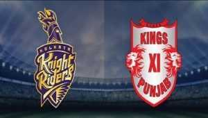 KKR-vs-KXIP Highlights