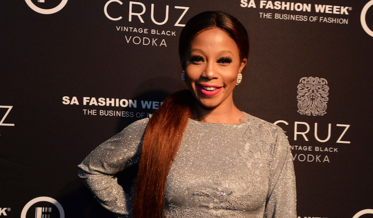 Kelly Khumalo is in love with a mystery guy: 'We're taking it slow'