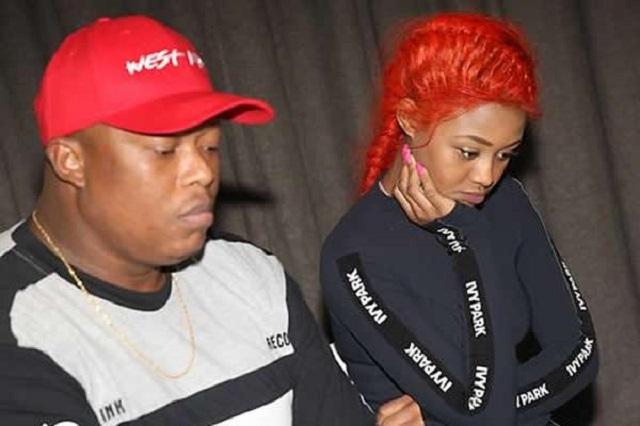 Mampintsha is 'hacking' Babes Wodumo's Instagram account