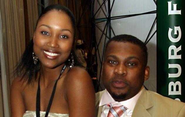Robert And Vanessa Marawa