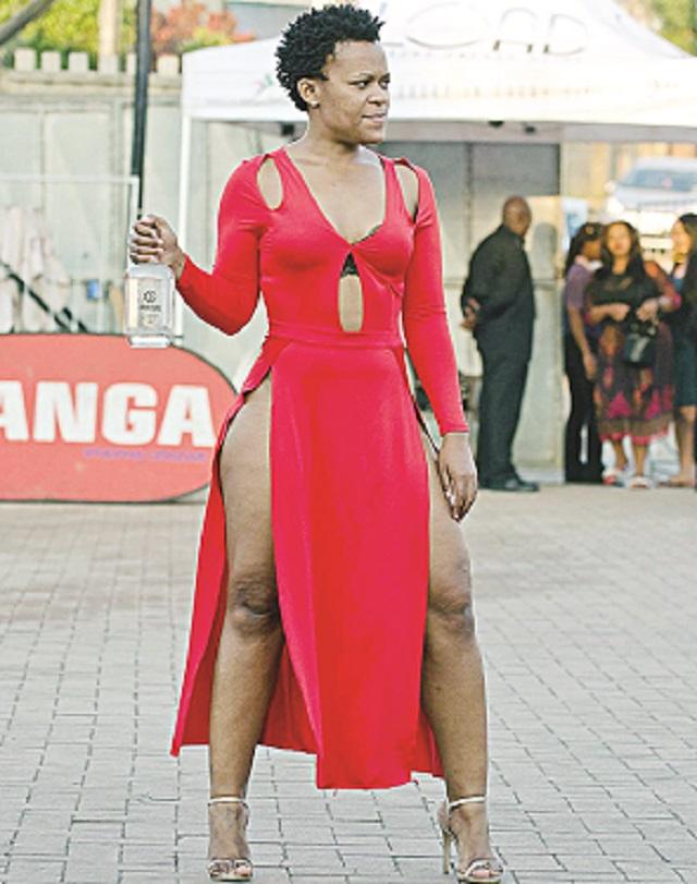 Zodwa Wabantu viral photos