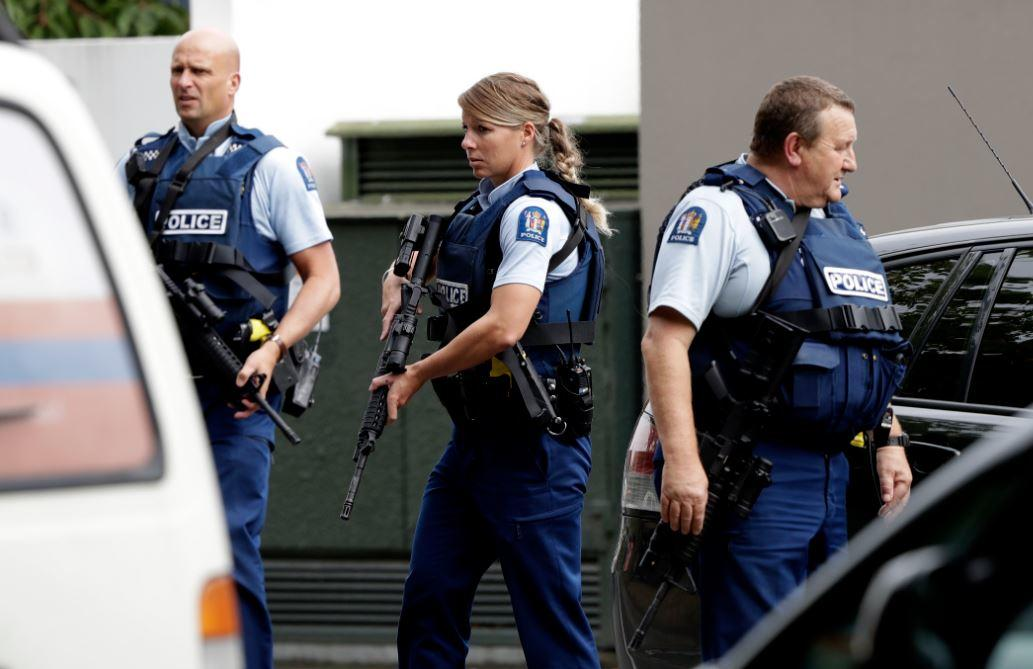 NZ Police Commissioner confirms four people in custody after shootings