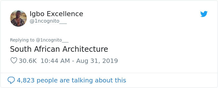 Guy Says African Architecture Isn't Showcased Compared To