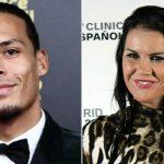 Cristiano Ronaldo's sister criticized Virgil Van Dijk