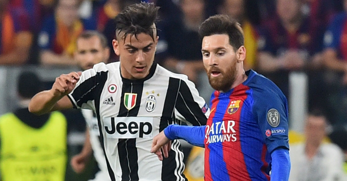 Paulo Dybala On Lionel Messi