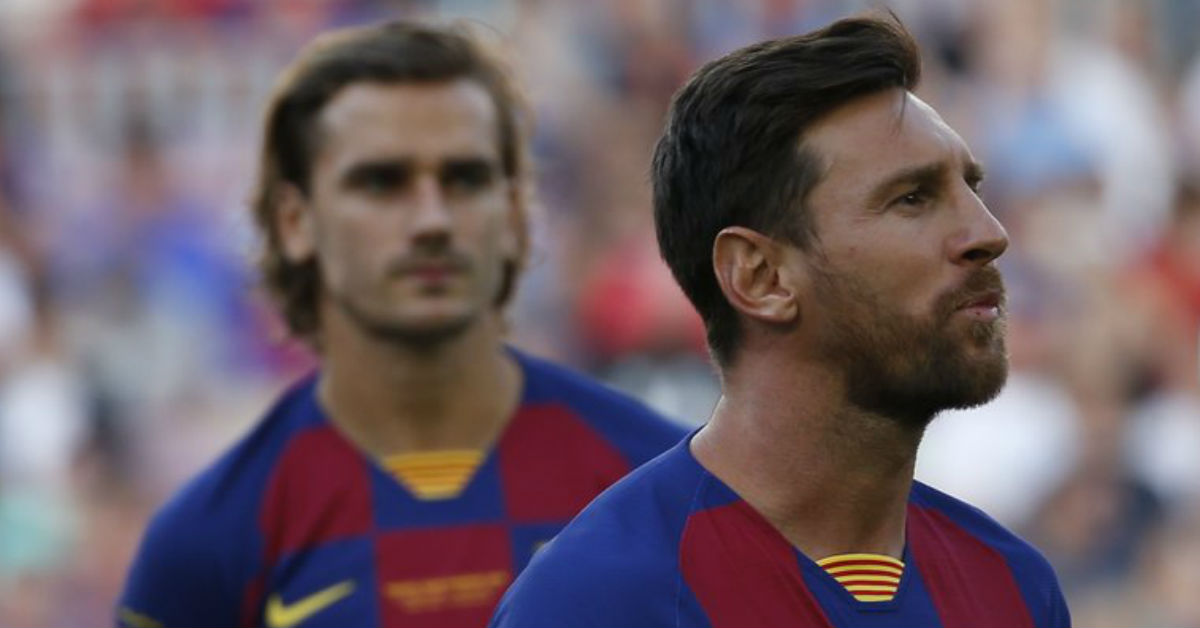 Christophe Dugarry calls Lionel Messi 'half autistic'