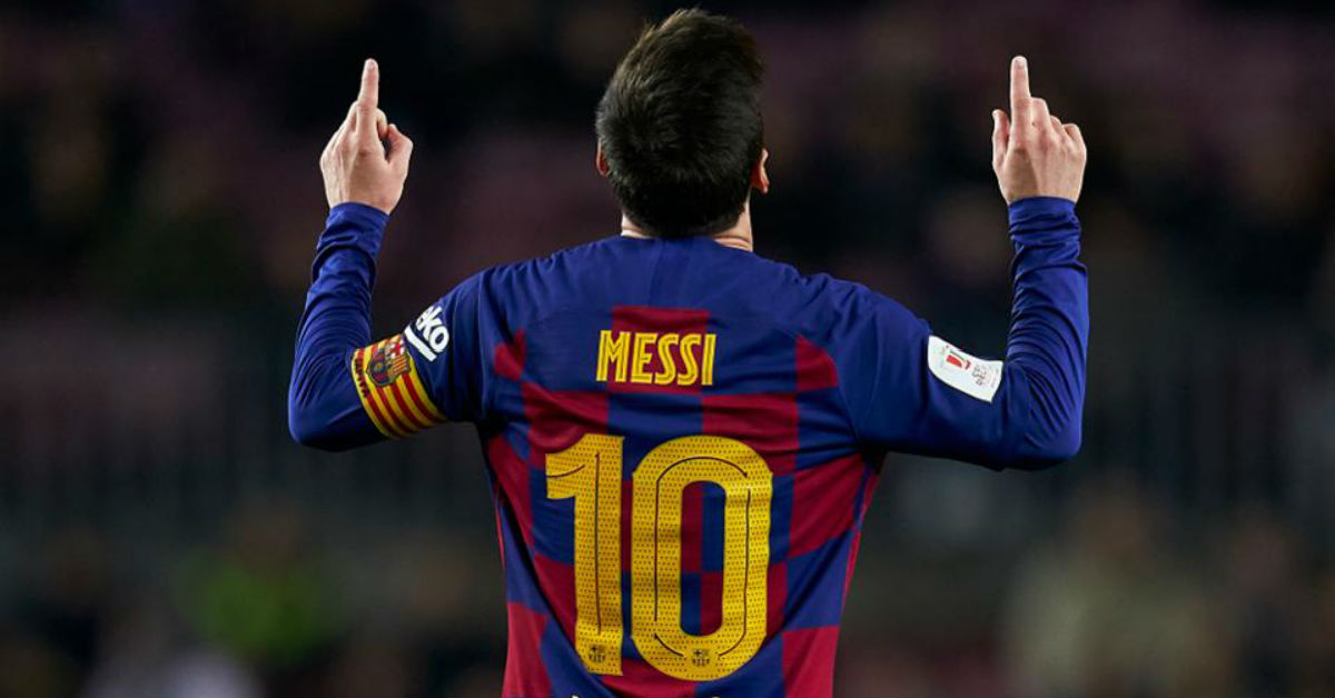 Jose Bartomeu believes Lionel Messi will finish his career at Camp Nou