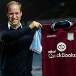 Prince William reveals himself as an avid Aston Villa fan in the English Premier League