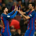 Sergio Busquets believes Barcelona will face difficulty
