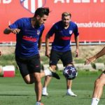 Atletico Madrid confirms two Covid-19 positive cases