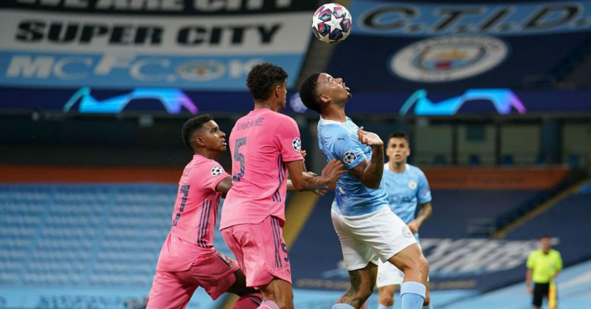 Raphael Varane takes the responsibility of Real Madrid's defeat against Manchester City in UCL