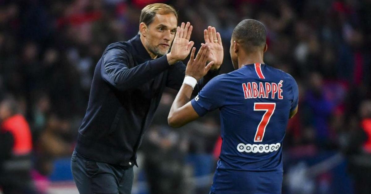 Thomas Tuchel believes Kylian Mbappe will play in PSG's UEFA Champions League quarter-final clash against Atalanta
