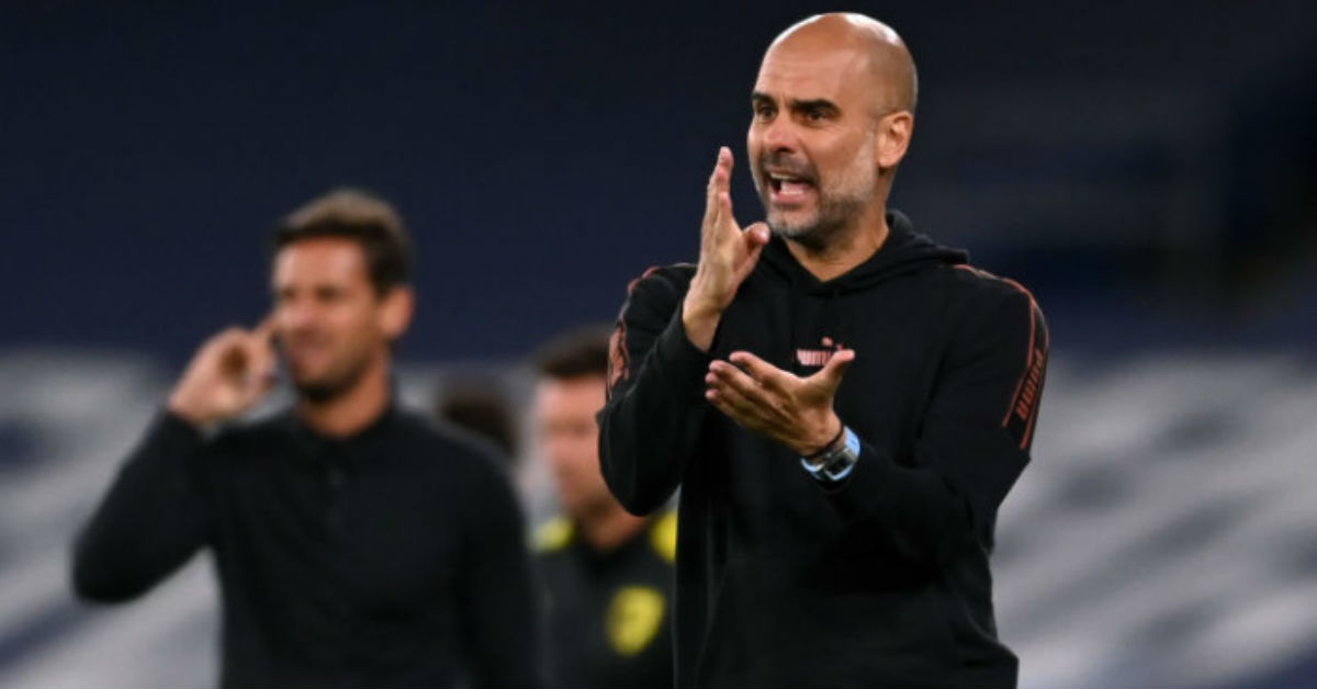 Pep Guardiola believes Manchester City players are struggling for the hectic football schedule of this season