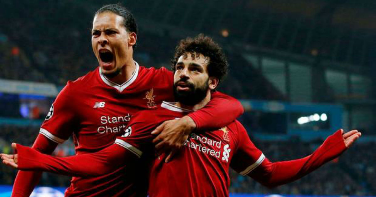 Virgil van Dijk believes Liverpool never lost faith on Mohamed Salah