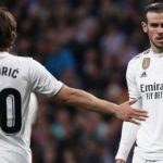 Luka Modric defended Gareth Bale