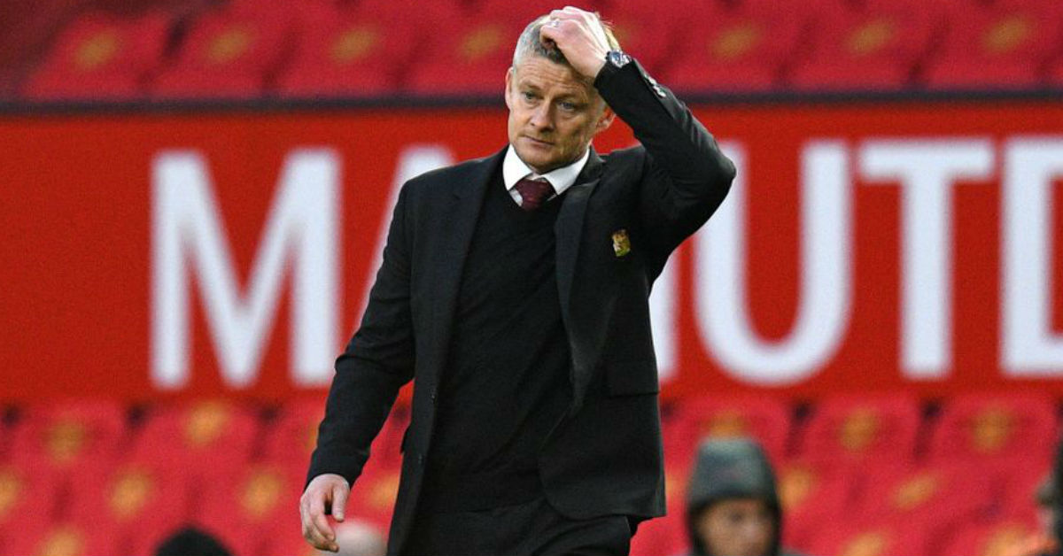 Ole Gunnar Solskjaer said it was his worst day as the Manchester United manager