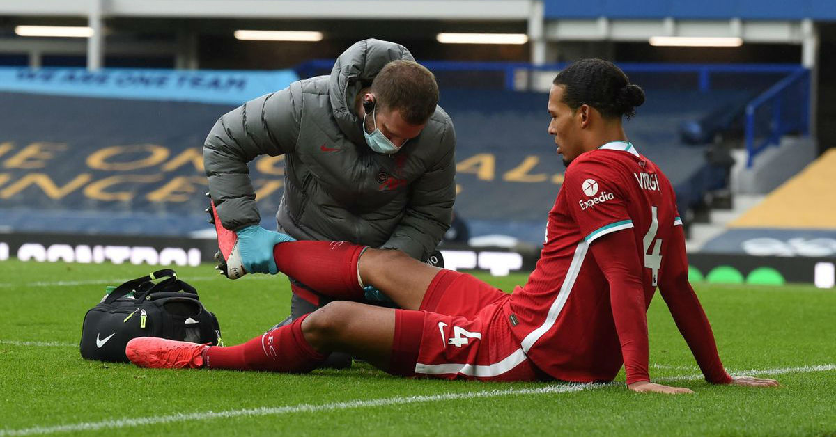Virgil van Dijk believes he will come back better and stronger