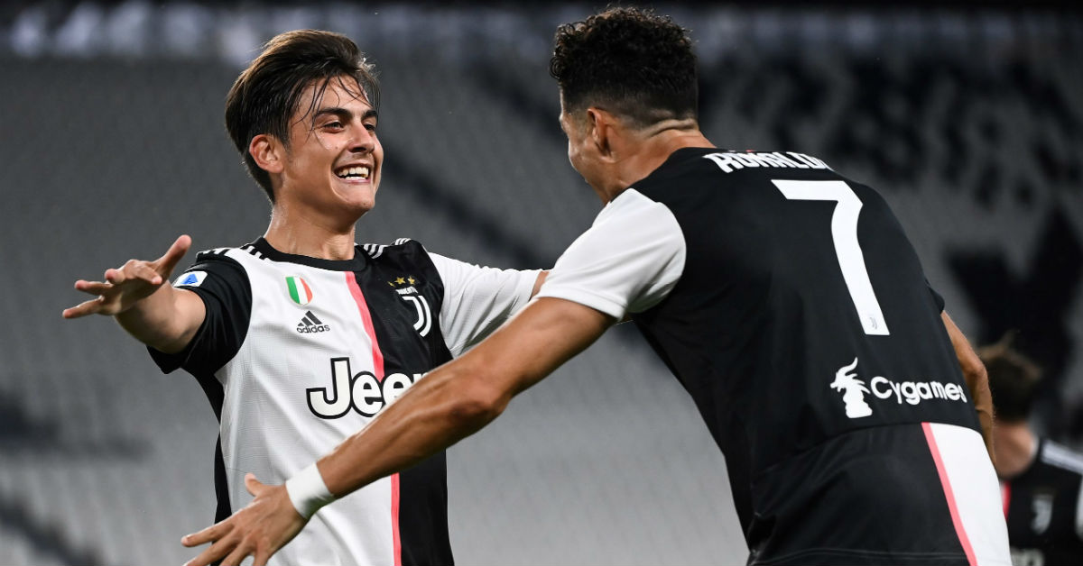 Andrea Pirlo defends Juventus star Paulo Dybala