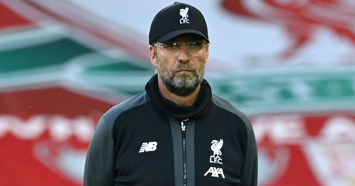 Jurgen Klopp lashed out at British broadcasters