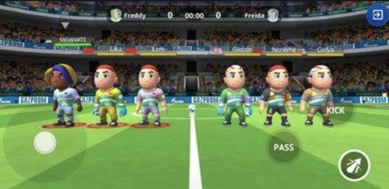 New football simulator released on world football day
