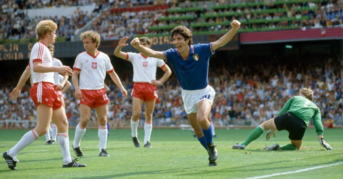 Fulvio Collovati paid tribute to the 1980 FIFA World Cup winning Italian star Paolo Rossi
